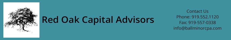 Red Oak Capital Advisors
